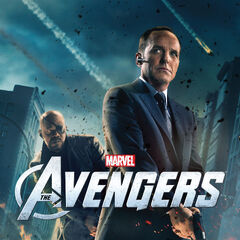 Agent Coulson and Director Fury poster.