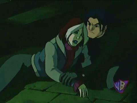 File:Rogue and Logan (X-Men Evolution).jpg
