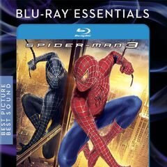 Spider-Man 3 Blu-Ray Essentials Edition.