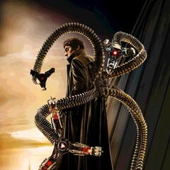 Teaser Poster featuring Doctor Octopus