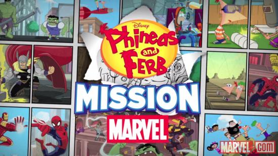File:Phineas and Ferb - Mission Marvel Logo.jpg