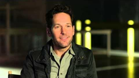 "Ant-Man ""Scott Lang"" Official Movie Interview - Paul Rudd"