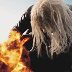 Ghost Rider fighting <a href=