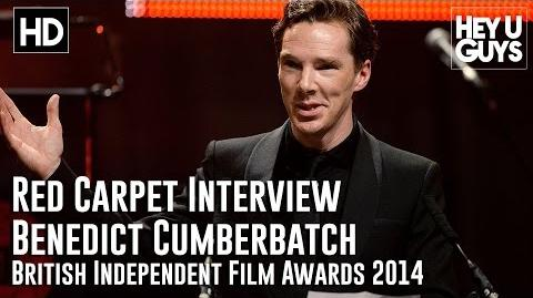 Benedict Cumberbatch Interview (Dr
