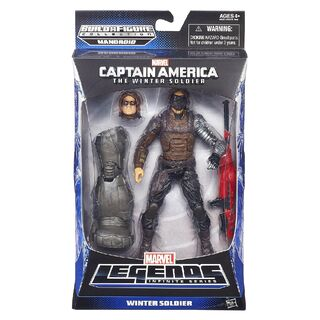 Winter Soldier Action Figure