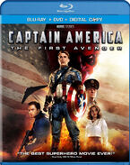 CaptainAmerica blu-ray