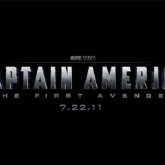 Captain America The First Avenger Title