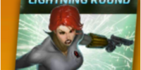 Lightning Round - Black Widow