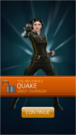 Recruit Quake (Daisy Johnson)