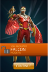 Recruit Sam Wilson (Falcon)