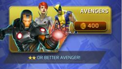 Avengers Elite Offer