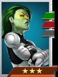 Enemy Gamora (Guardians of the Galaxy)