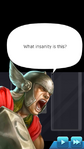 Dialogue Thor (Marvel NOW!)