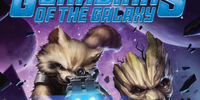 Rocket & Groot (Most Wanted)