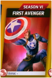 First Avenger (Season VI)
