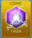 Cosmic Shield Lightning