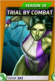 Trial By Combat (Season IX)