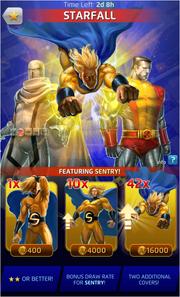 Starfall Comic (Season IX) Offer