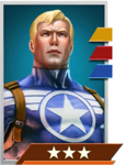 Enemy Steve Rogers (Super Soldier)