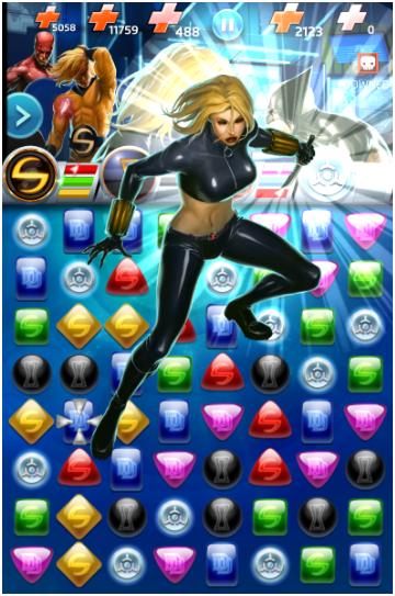 Файл:Yelena Belova (Dark Avengers) Lethal Recon.png