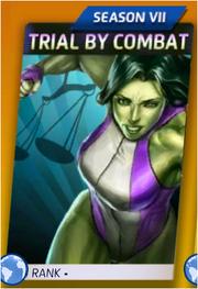 Trial By Combat (Season VII)