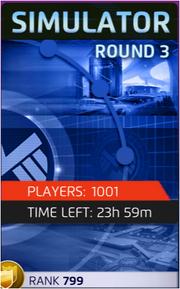 Simulator Round 3