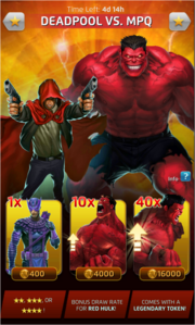 Deadpool vs Marvel Puzzle Quest Offer (8)