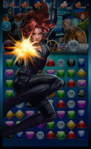 Black Widow (Natasha Romanoff) Red in My Ledger