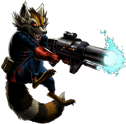 Rocket Raccoon Profile