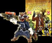 Rocket Raccoon MLSub