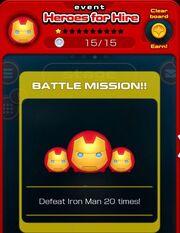 HeroesForHire BattleMission