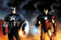 Cap and Iron