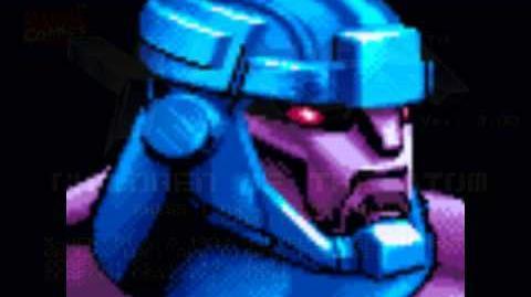 X-Men COTA OST Genosha (Theme of Sentinel)