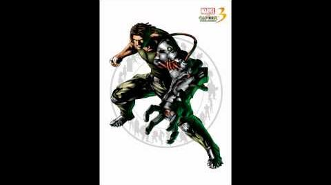 Marvel VS Capcom 3 - Nathan Spencer Theme