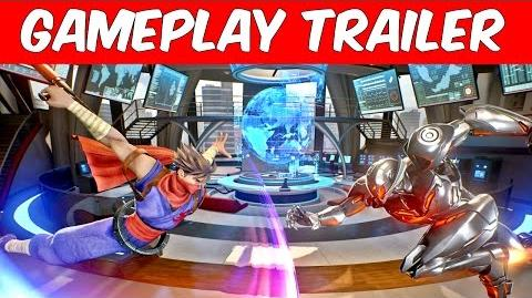 Marvel vs Capcom Infinite - Gameplay Trailer 1 2017