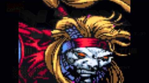 X-Men COTA OST The Deep (Theme of Omega Red)