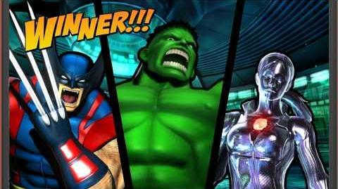 UMVC3 Hulk Quotes
