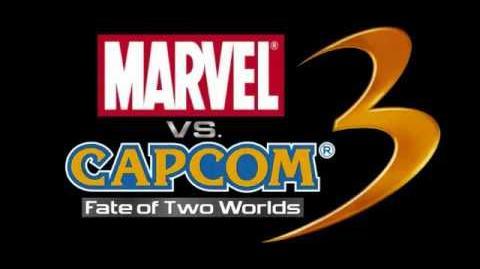 Marvel vs Capcom 3 OST I Wanna Take You For A Ride Remix 2