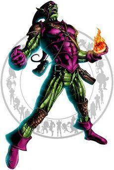 Green Goblin mvc3