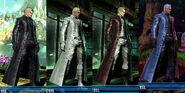 Wesker Costumes