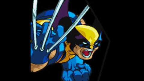 Marvel Vs Capcom-Theme of Wolverine