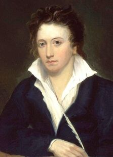 450px-Percy Bysshe Shelley by Alfred Clint crop