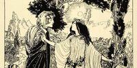 "John Keats, ""La Belle Dame Sans Merci"" (1820)"