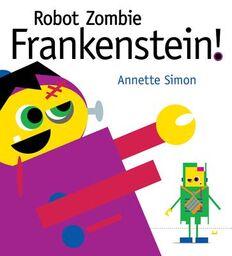 Robot zombie frankenstein