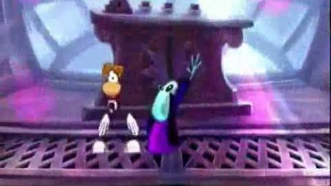 Rayman Origins Dance