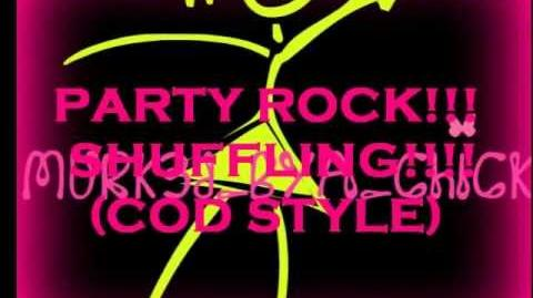 PARTY ROCK ANTHEM.. c0d style