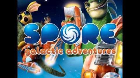 Spore Galactic Adventures Soundtrack - Serenity