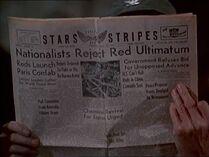 Stars and Stripes-the gun