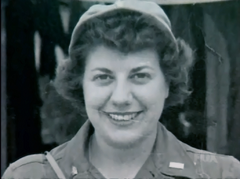 Capt. Carmela Hix Korean War