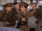 Ep. 10x9 - Klinger and the surgeons head for his court martial